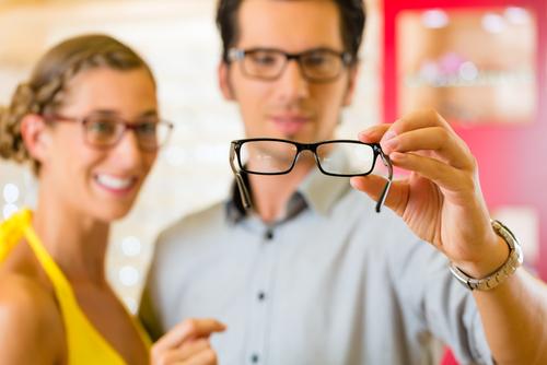 Holding Glasses